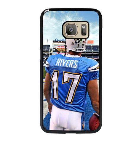 Philip Rivers for Samsung Galaxy S7 Case Cover