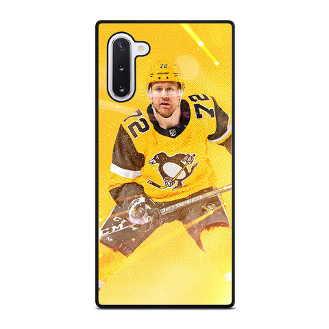Pittsburgh Penguins Patric Hornqvist for Samsung Galaxy Note 10 Case Cover