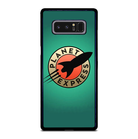 Planet Express Futurama for Samsung Galaxy Note 8 Case