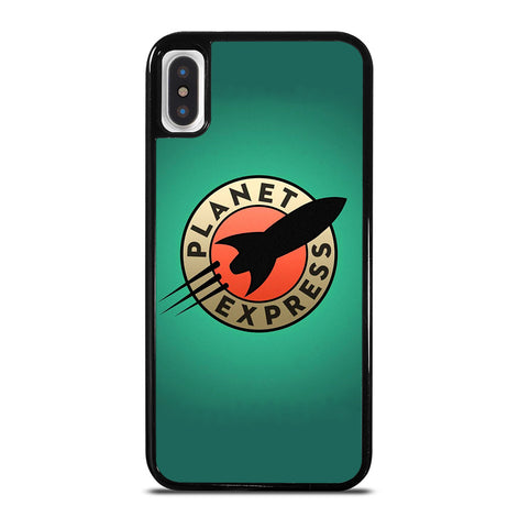 Planet Express Futurama for iPhone X and XS Case Cover