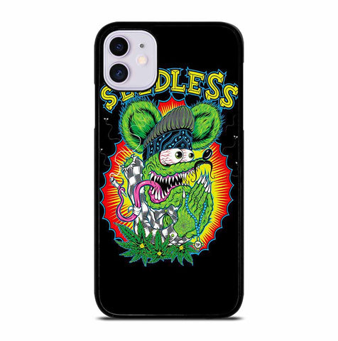 RAT FINK SPEEDLESS for iPhone 11 Case Cover