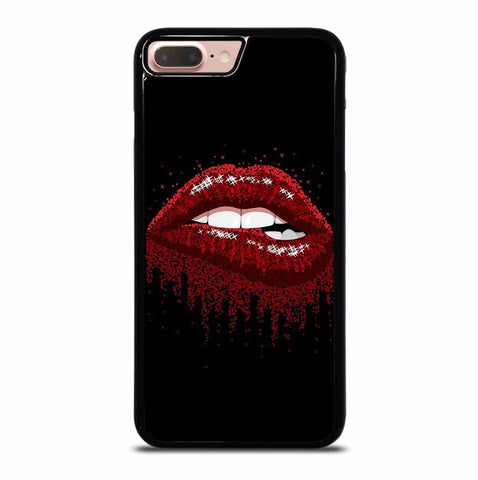 RED LIPSTICK for iPhone 7 or 8 Plus Case