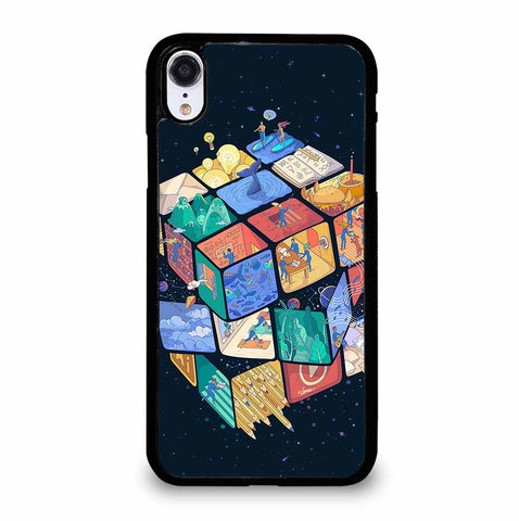 RUBIK'S CUBE PATTERNS for iPhone XR Case Cover
