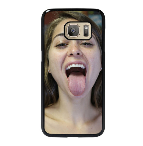 Riley Reid for Samsung Galaxy S7 Case Cover