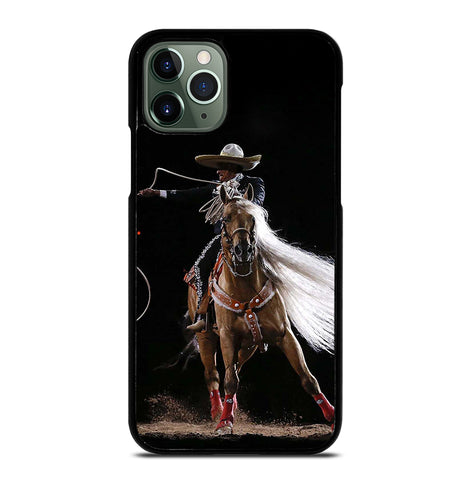 Rodeo Cowboy Lasso Horse for iPhone 11 Pro Max Case