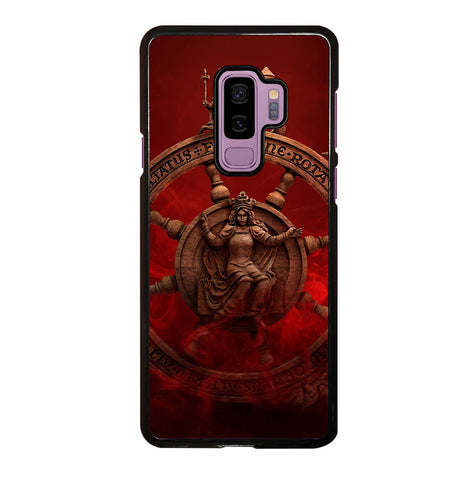Rota Fortunae Symbol for Samsung Galaxy S9 Plus Case Cover