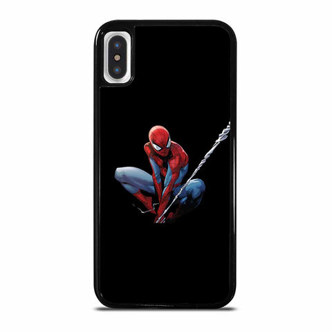 SPIDER MAN COMIC iPhone X and XS Case
