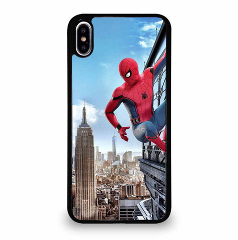 SPIDER MAN FAR FROM HOME iPhone XS Max Case