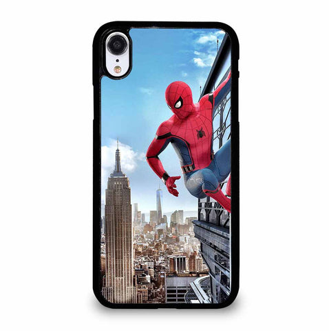 SPIDER MAN FAR FROM HOME iPhone XR Case