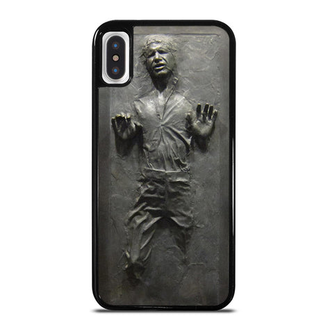 STAR WARS HAN SOLO FROZEN IN CARBONITE for iPhone X or XS Case