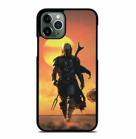 STAR WARS MANDALORIAN for iPhone 11 Pro Max Case