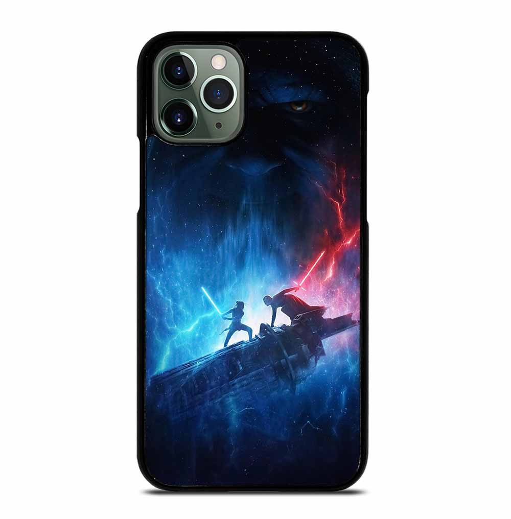 Star Wars The Rise Of Skywalker Poster Iphone 11 Pro Max Case Casehover