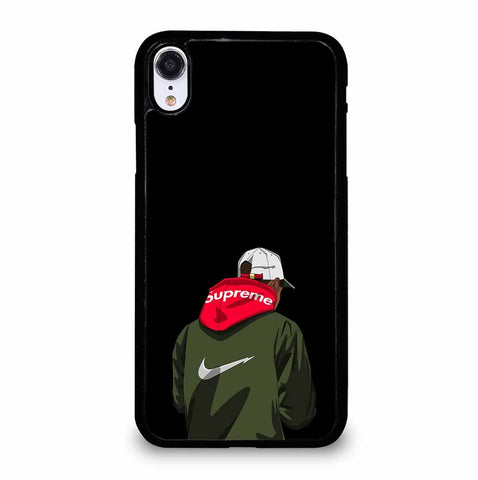 STREET SUPREME for iPhone XR Case