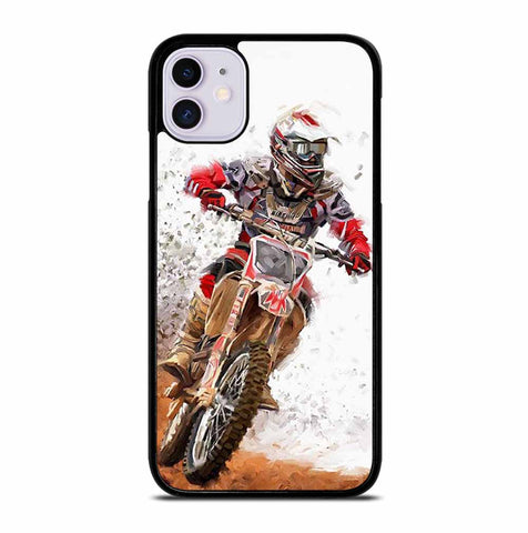 SUPER MOTOCROSS for iPhone 11 Case Cover