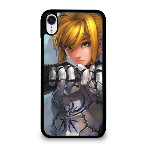 Saber Fate Series for iPhone XR Case