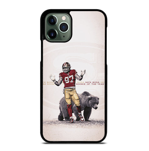 San Francisco 49ers Nick Bosa for iPhone 11 Pro Max Case