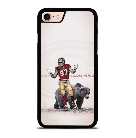 San Francisco 49ers Nick Bosa for iPhone 7 or 8 Case Cover