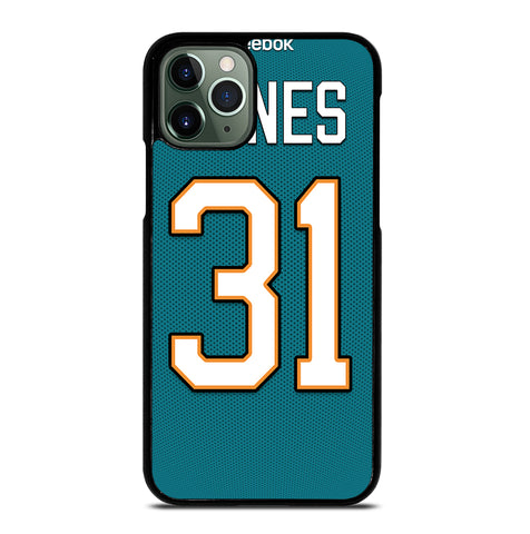 San Jose Sharks Martin Jones for iPhone 11 Pro Max Case Cover