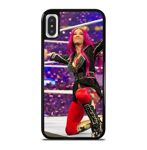 Sasha Banks for iPhone X or XS Case
