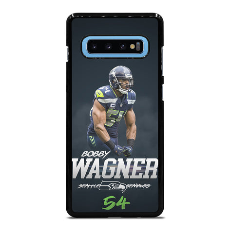 Seattle Seahawks Bobby Wagner for Samsung Galaxy S10 Plus Case Cover