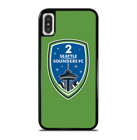 Seattle Sounders FC for iPhone X or XS Case Cover