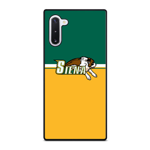 Siena College Athletics for Samsung Galaxy Note 10 Case