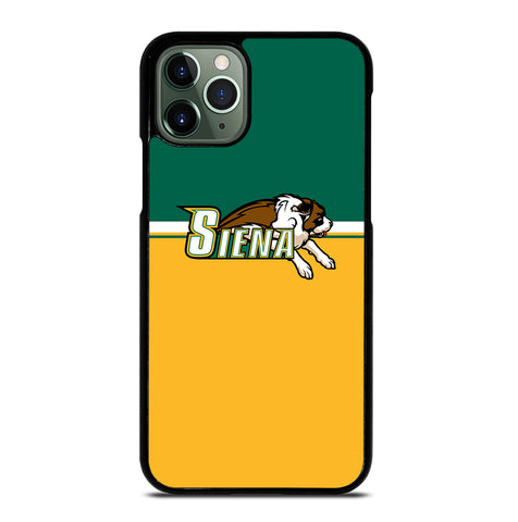 Siena College Athletics for iPhone 11 Pro Max Case