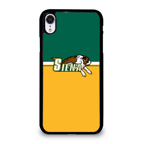 Siena College Athletics for iPhone XR Case Cover