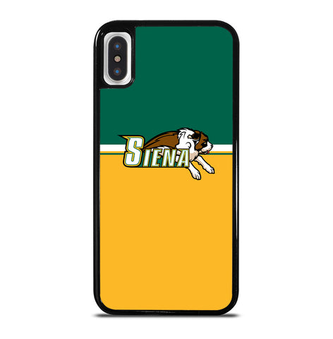 Siena College Athletics for iPhone X or XS Case Cover