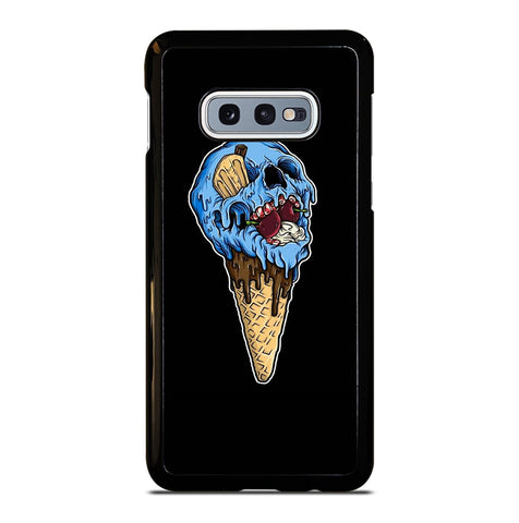 Skull Ice Cream Cone for Samsung Galaxy S10e Case Cover