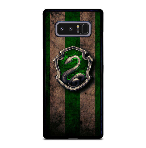 Slytherin Logo for Samsung Galaxy Note 8 Case Cover