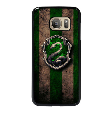 Slytherin Logo for Samsung Galaxy S7 Case Cover