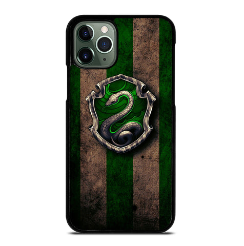 Slytherin Logo for iPhone 11 Pro Max Case