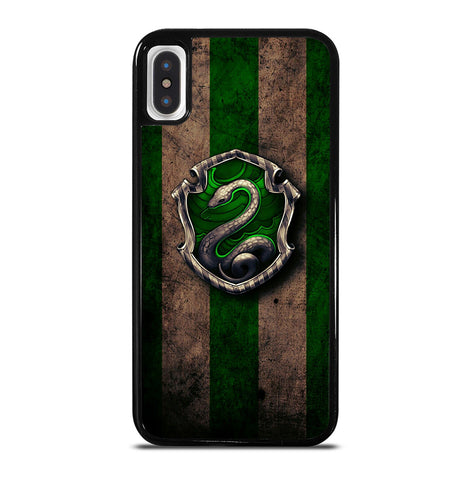 Slytherin Logo for iPhone X and XS Case Cover