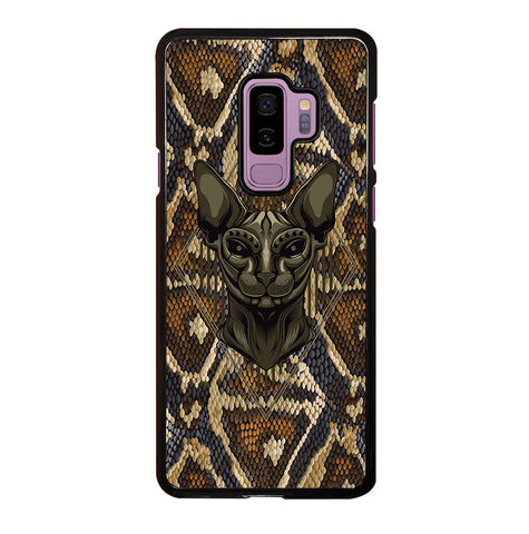 Sphynx Cat for Samsung Galaxy S9 Plus Case