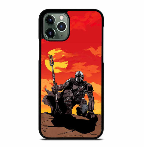 THE MANDALORIAN STAR WARS for iPhone 11 Pro Max Case Cover