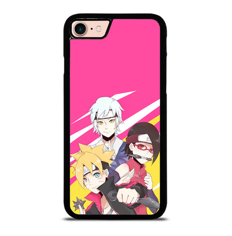 Team Konohamaru Boruto for iPhone 7 and 8 Case