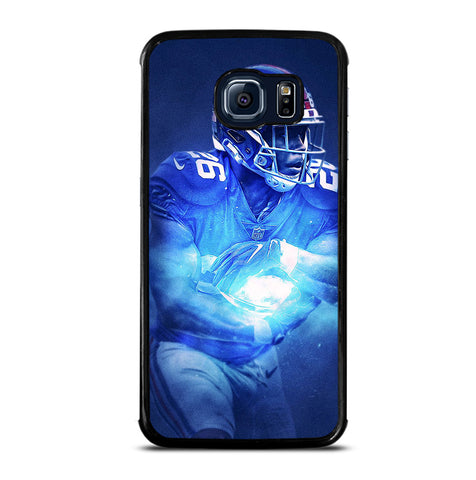 The Giants Saquon Barkley for Samsung Galaxy S6 Edge Case