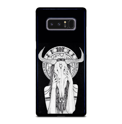 The Great Horned Goat for Samsung Galaxy Note 8 Case