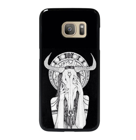 The Great Horned Goat for Samsung Galaxy S7 Case
