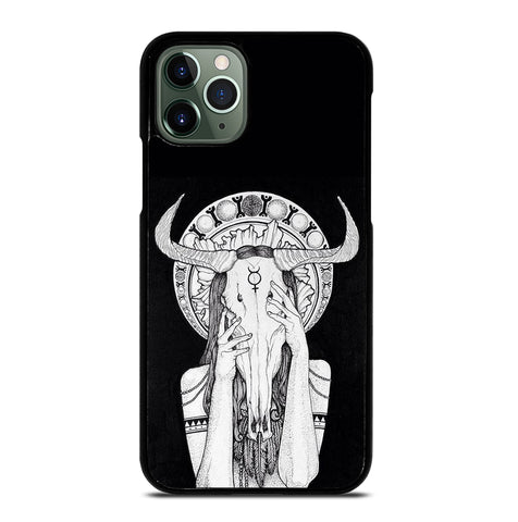 The Great Horned Goat for iPhone 11 Pro Max Case