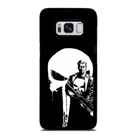 The Punisher Marvel Skull for Samsung Galaxy S8 Case