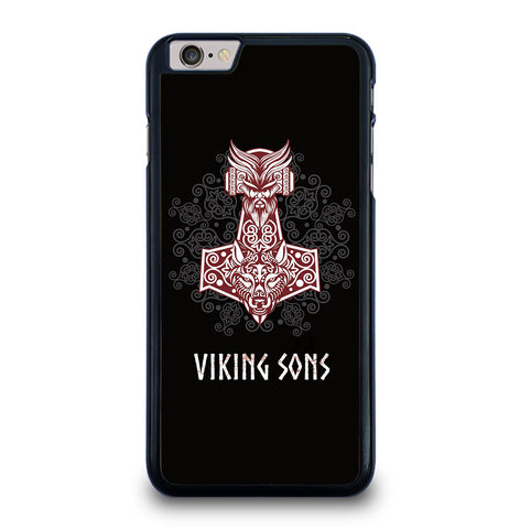 Thor Hammer Mjolnir mit Odin for iPhone 6 or 6S Plus Case Cover