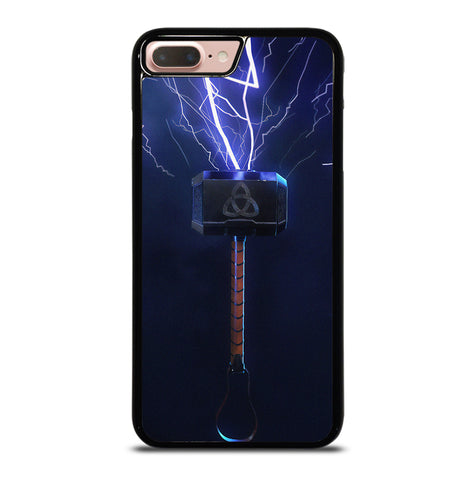 Thors Hammer Mjolnir for iPhone 7 or 8 Plus Case Cover
