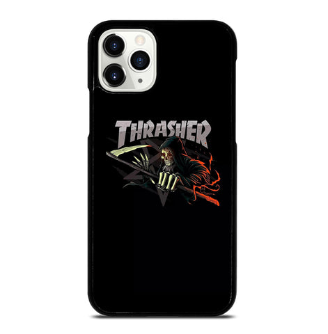 Thrasher Skull for iPhone 11 Pro Case Cover