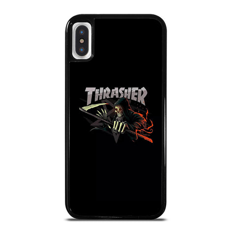 Thrasher Skull for iPhone X or XS Case Cover