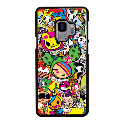 Tokidoki All Stars for Samsung Galaxy S9 Case Cover