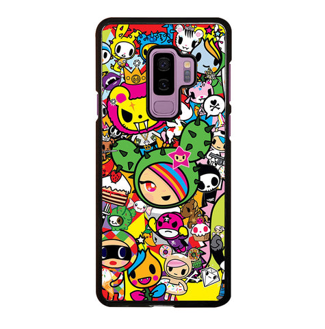 Tokidoki All Stars for Samsung Galaxy S9 Plus Case Cover