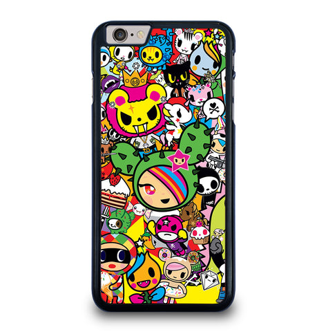 Tokidoki All Stars for iPhone 6 and 6S Plus Case Cover