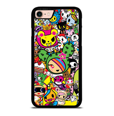 Tokidoki All Stars for iPhone 7 and 8 Case Cover